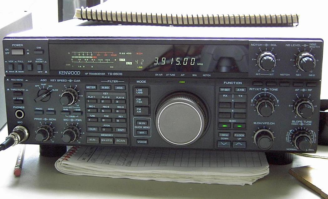 night ranger s cb and ham radios rh shadowstorm com Kenwood Ts 850 Problems Kenwood Ham Radio
