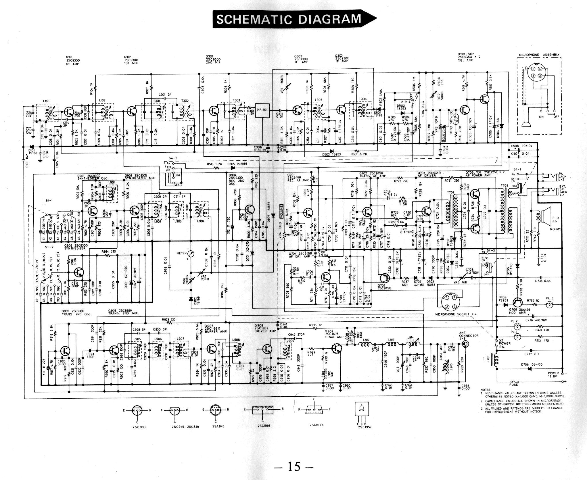 Contemporary Cb Mic Wiring Diagrams Ornament - Everything You Need ...